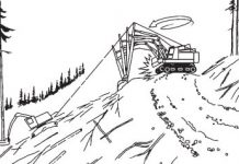 SA-Base-Machine-Pulled-Over-by-One-Steep-Slope