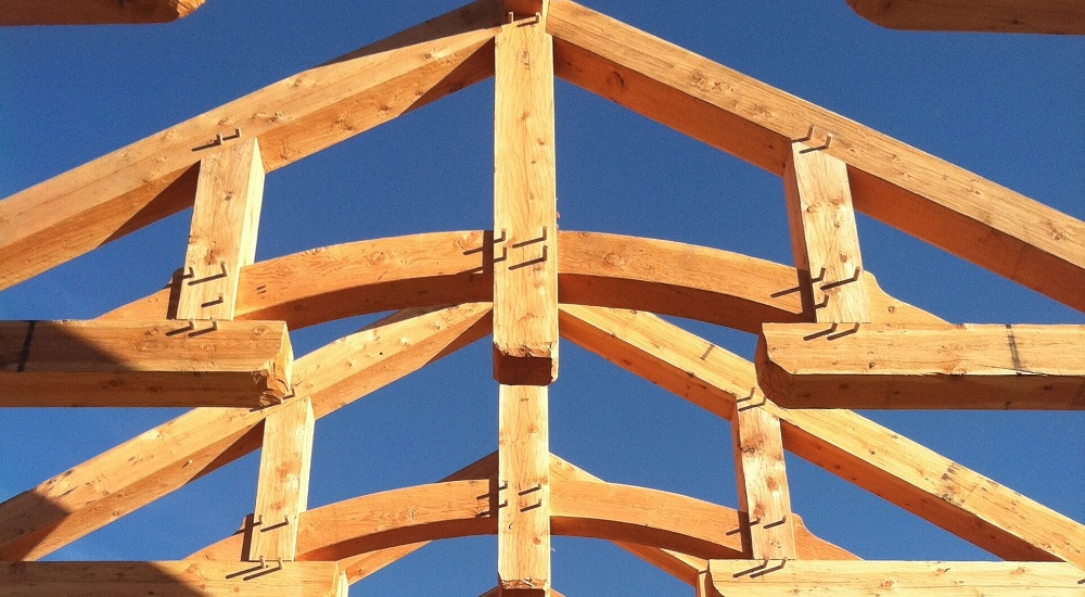 Timber Frame Contractor Changes Strategy To Focus on Cutting